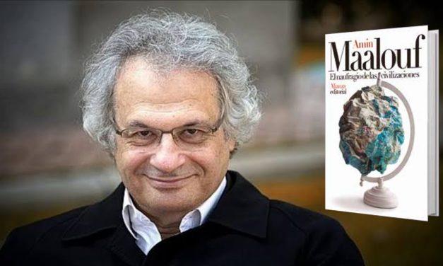Mirar al Levante: Entrevista con Amin Maalouf