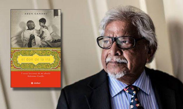 La violencia pasiva: Entrevista con Arun Gandhi
