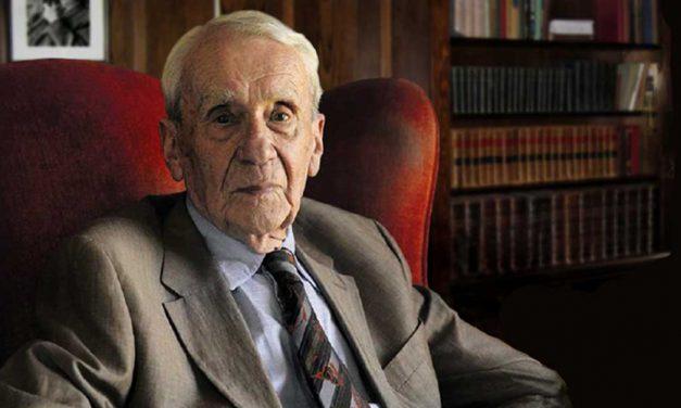 Fallece Christopher Tolkien, hijo del creador de El señor de los anillos