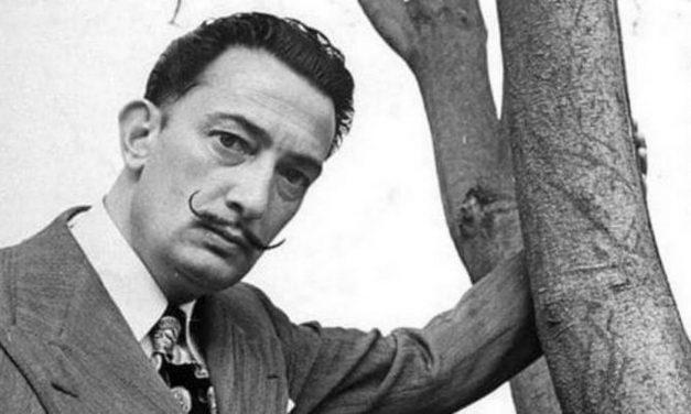 Salvador Dalí, el excéntrico
