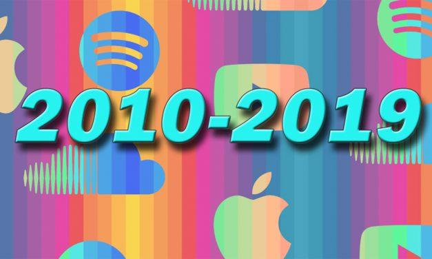 ¿A qué sonaron los últimos diez años? Los álbumes importantes de la década