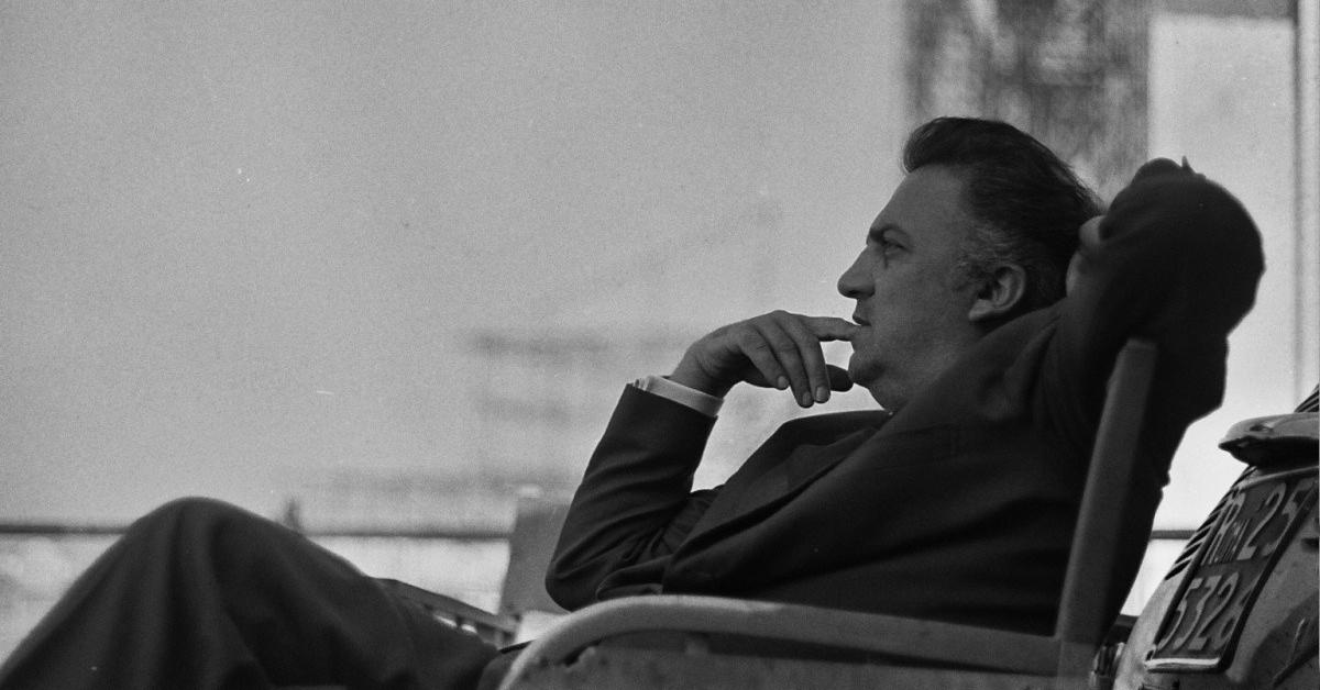 Cien años de Fellini, el gran mentiroso