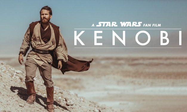 El corto sobre Obi Wan Kenobi hecho por fans