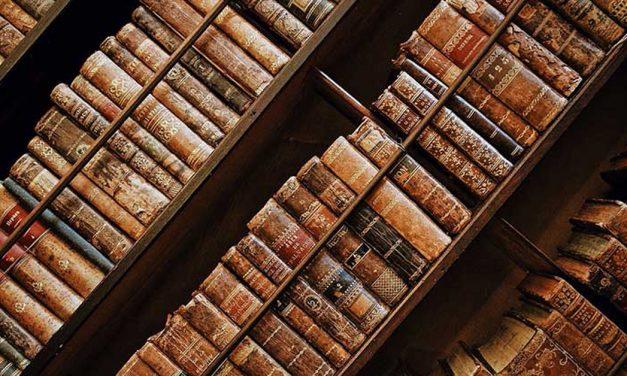 Los libros de Dios