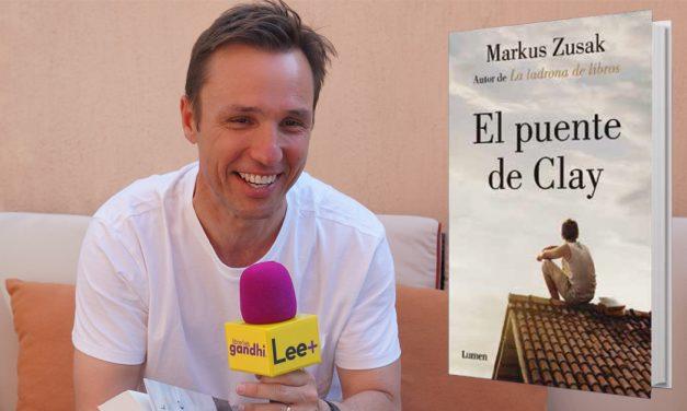 Una épica familiar: Entrevista con Markus Zusak