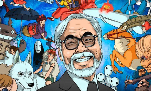 Las cinco películas esenciales de Hayao Miyazaki