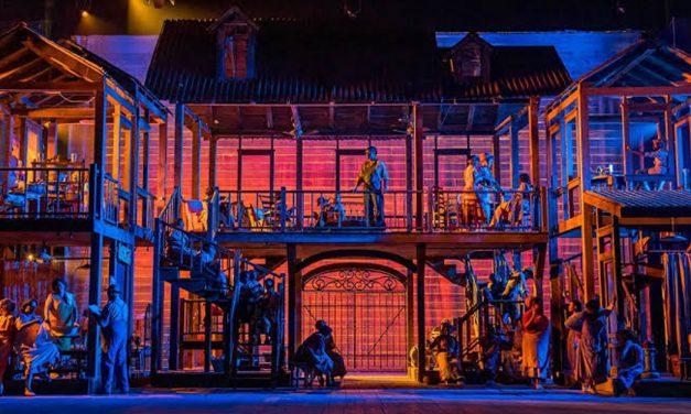 Porgy and Bess: en vivo desde 'el Met' de Nueva York