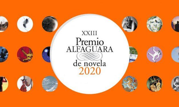 24 de enero, el fallo de la XXIII edición del Premio Alfaguara de Novela