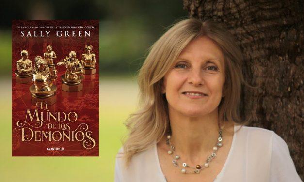 La saga medieval de Sally Green continúa con: El mundo de los demonios