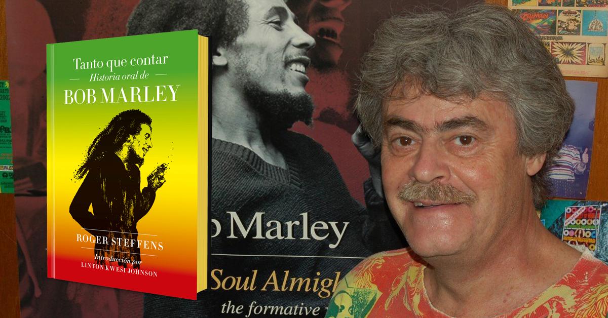 Tanto que contar: Un libro sobre el rey del reggae, Bob Marley
