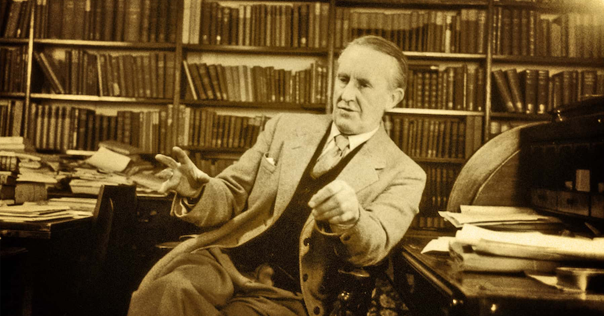 Tolkien, el señor de los hobbits