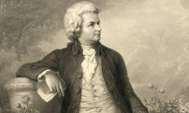 Los mitos sobre Mozart