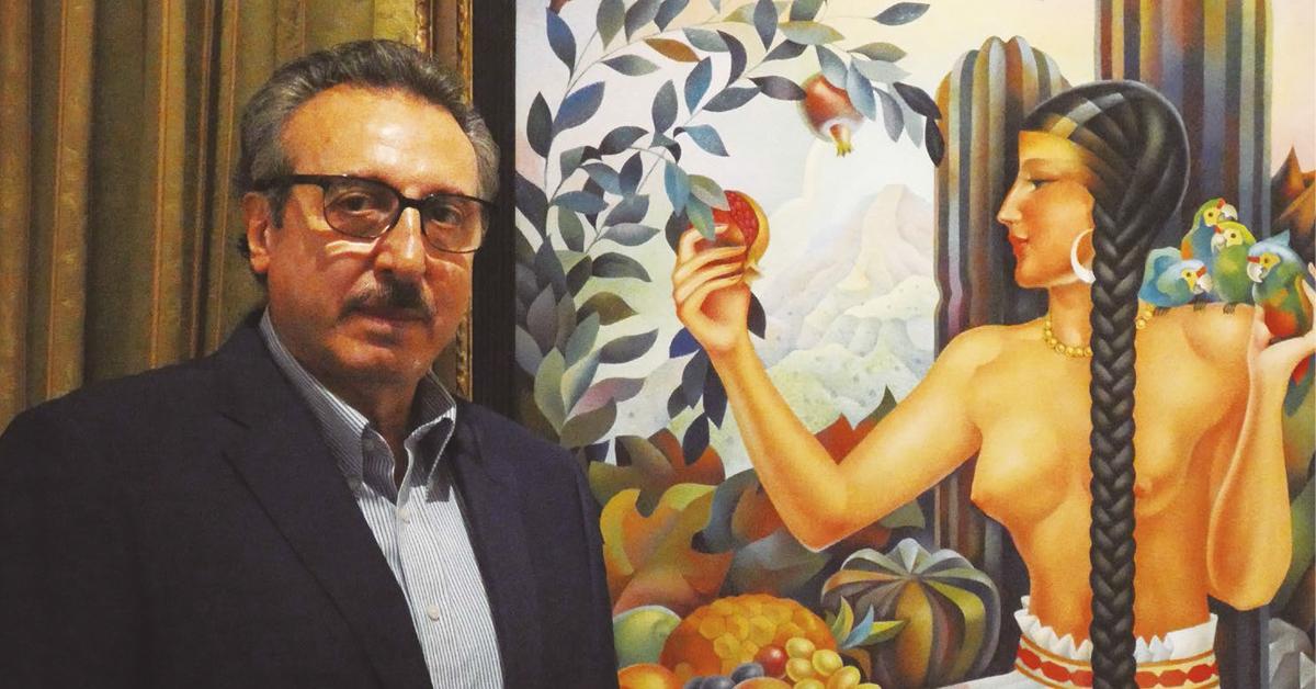 Los otros signos de la mexicanidad: entrevista con Andrés Blaisten