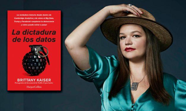 El nuevo símbolo del poder: Entrevista a Brittany Kaiser