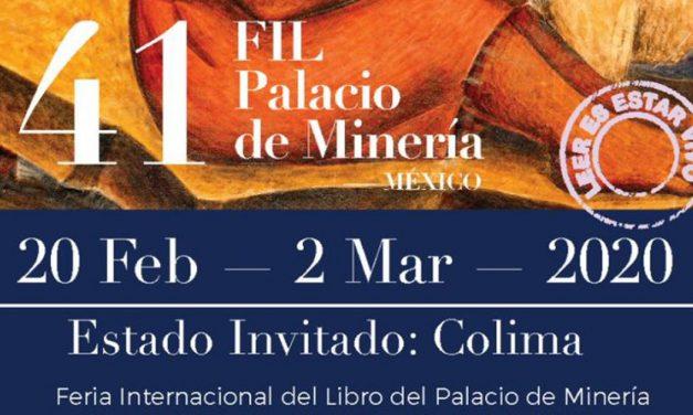 Inicia la 41 Feria del Libro del Palacio de Minería
