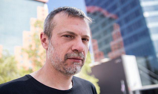 Gana Luis Felipe Fabre premio Elena Poniatowska de novela