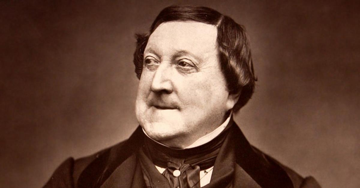 La pasividad de Rossini