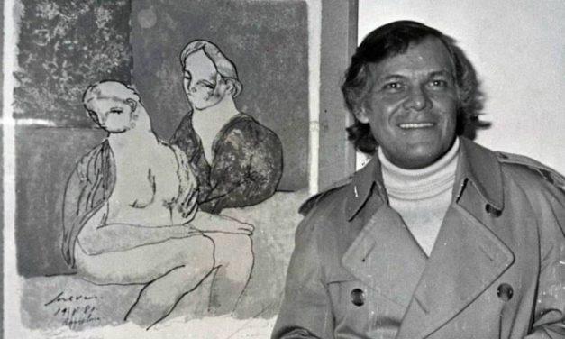 El controversial José Luis Cuevas