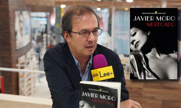 Javier Moro y su novela 'Mi pecado'