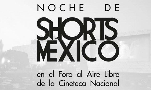 Jueves de cortometrajes al aire libre en la Cineteca