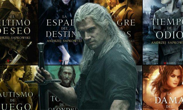 The Witcher y la tendencia de series de TV basadas en libros