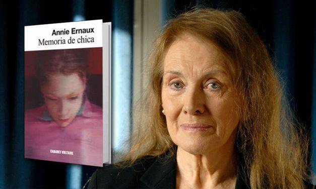 Pasado Presente: entrevista con Annie Ernaux