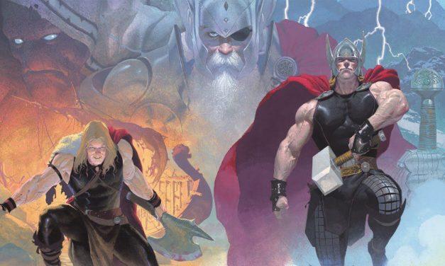 Thor: El carnicero de los Dioses
