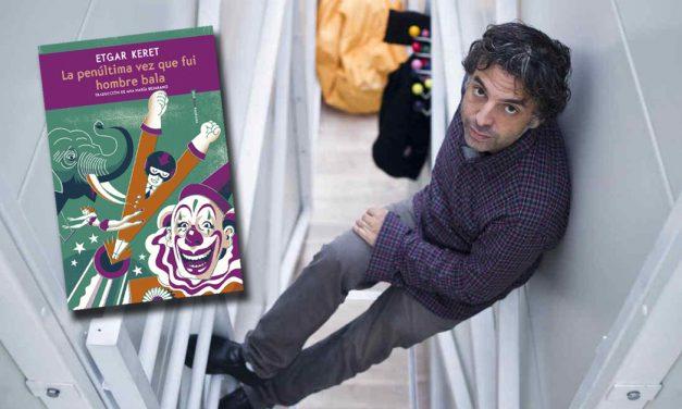 Historias para sentirse menos triste: entrevista con Etgar Keret