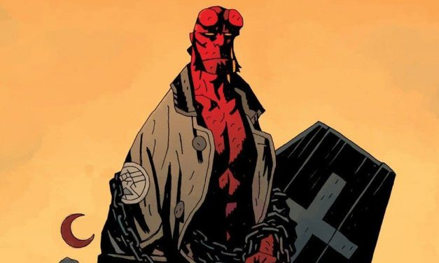 Hellboy Vol. 3, 'The Chained Coffin and Others'