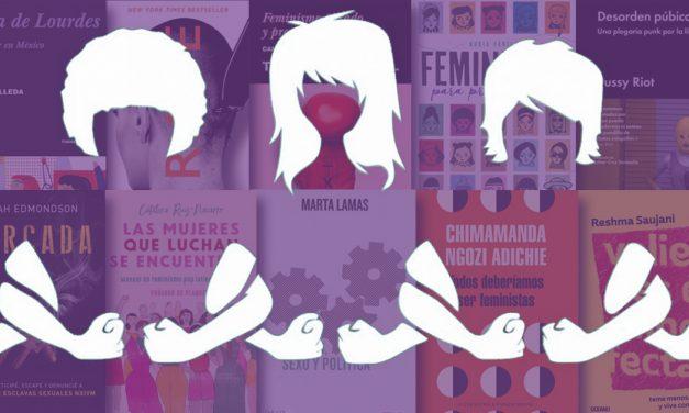 Diez libros para conocer la diversidad del pensamiento feminista