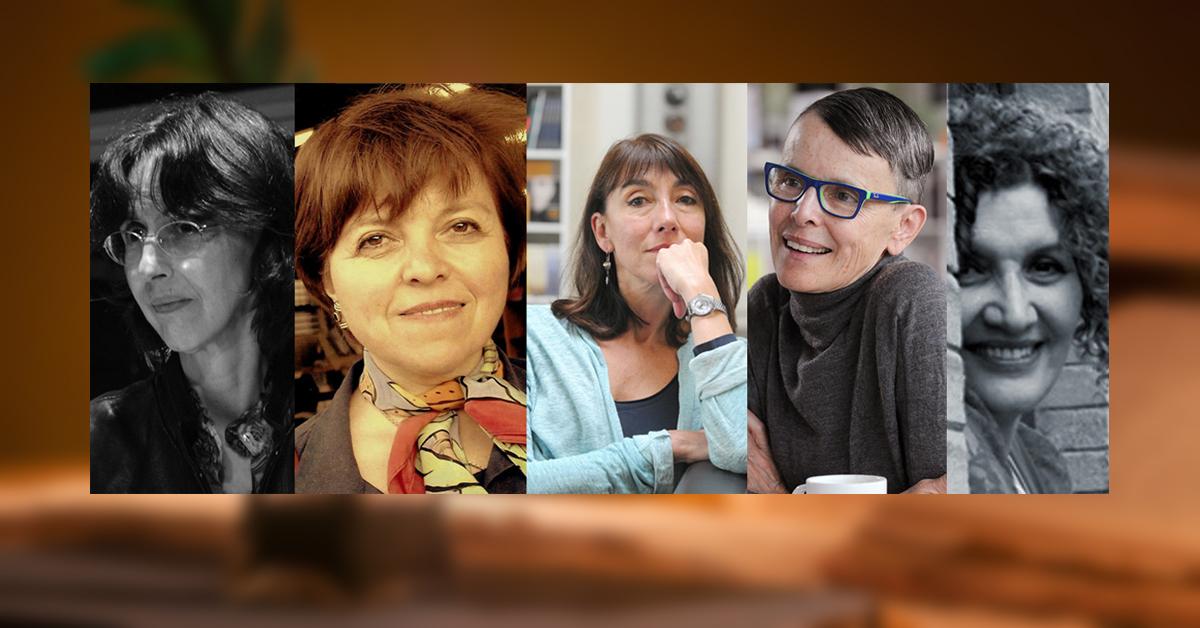 Cinco poetas mexicanas contemporáneas