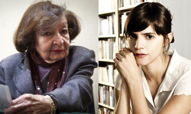 Amparo Dávila y Valeria Luiselli reconocidas y galardonadas.