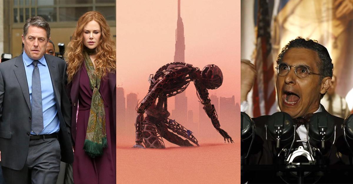 Primavera de estrenos de HBO basados en libros