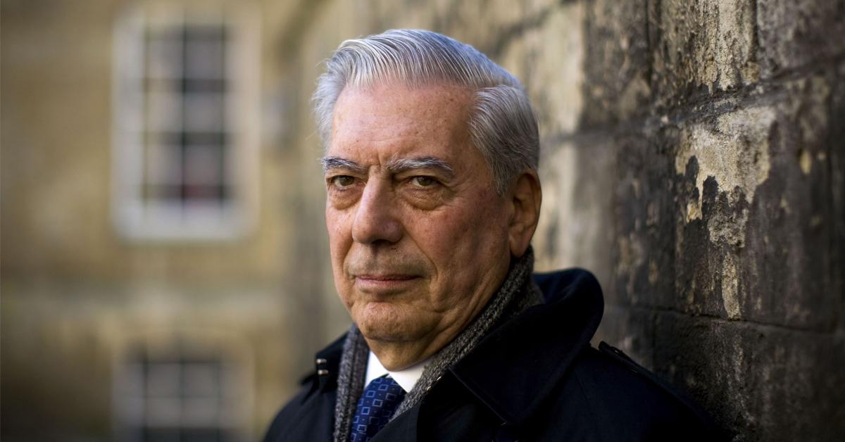 El fuego literario de Vargas Llosa