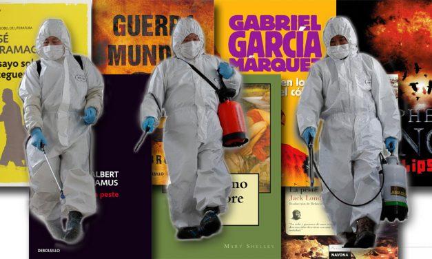 Siete libros sobre pandemias