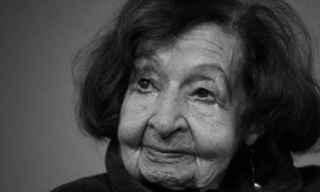 Fallece a los 92 años la poeta y cuentista Amparo Dávila