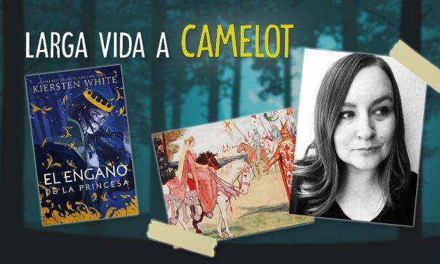 Larga vida a Camelot: entrevista con Kiersten White
