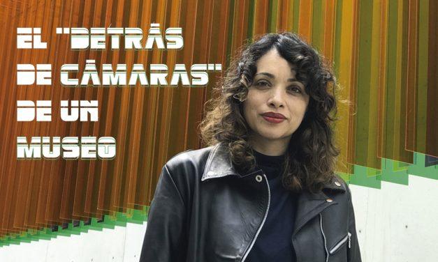 """El """"detrás de cámaras"""" de un museo: entrevista a Amanda de la Garza"""