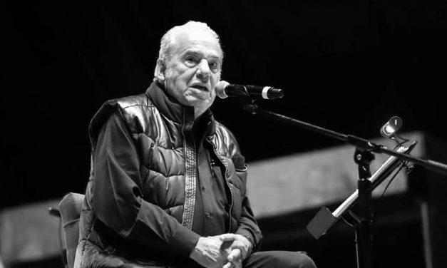 Fallece Óscar Chávez a los 85 años
