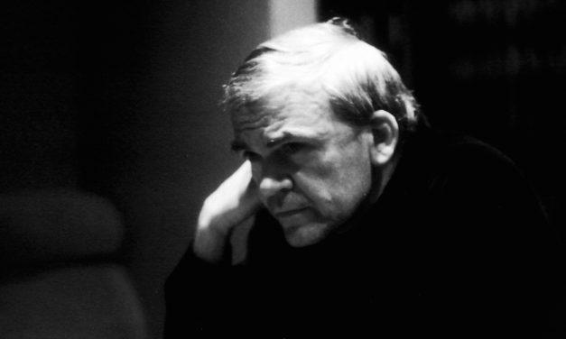 La amistad de Milan Kundera