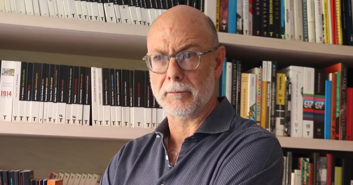El librero de Santiago Fernández Caleya