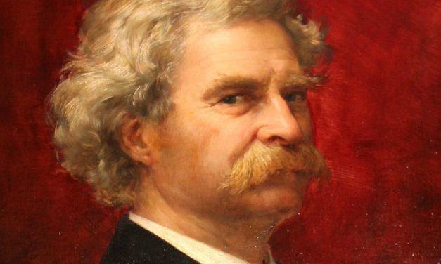 El sureño imaginario de Mark Twain