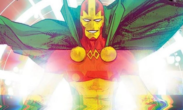 """""""Mister Miracle"""" de Tom King y Mitch Gerads"""
