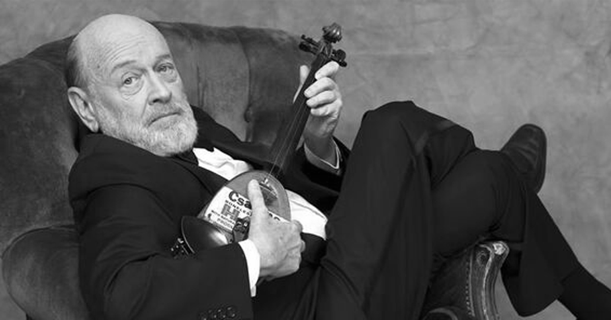 Fallece Marcos Mundstock, fundador de Les Luthiers