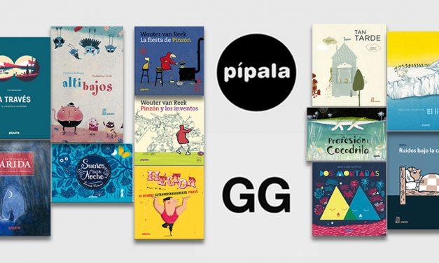 Novedades ilustradas de Pípala