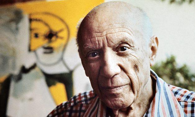 La relación más influyente en Picasso
