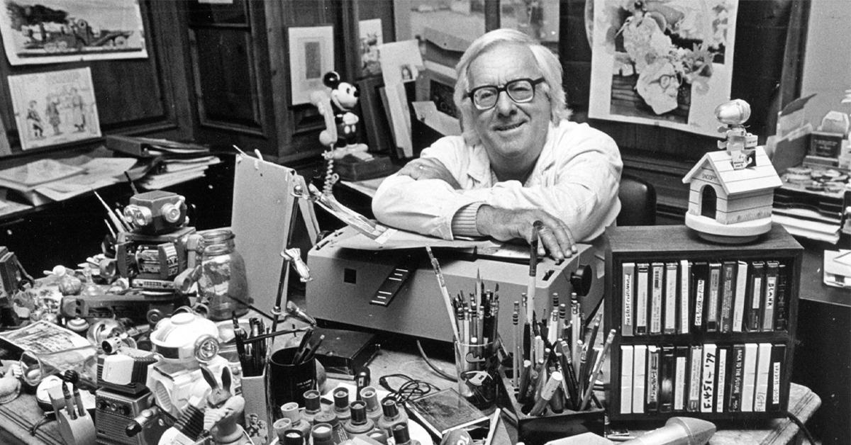 Se conmemorará a Ray Bradbury en el Día Mundial del Libro