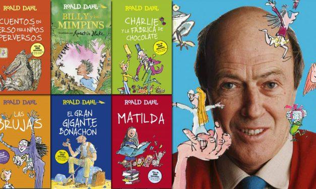 El universo literario de Roald Dahl