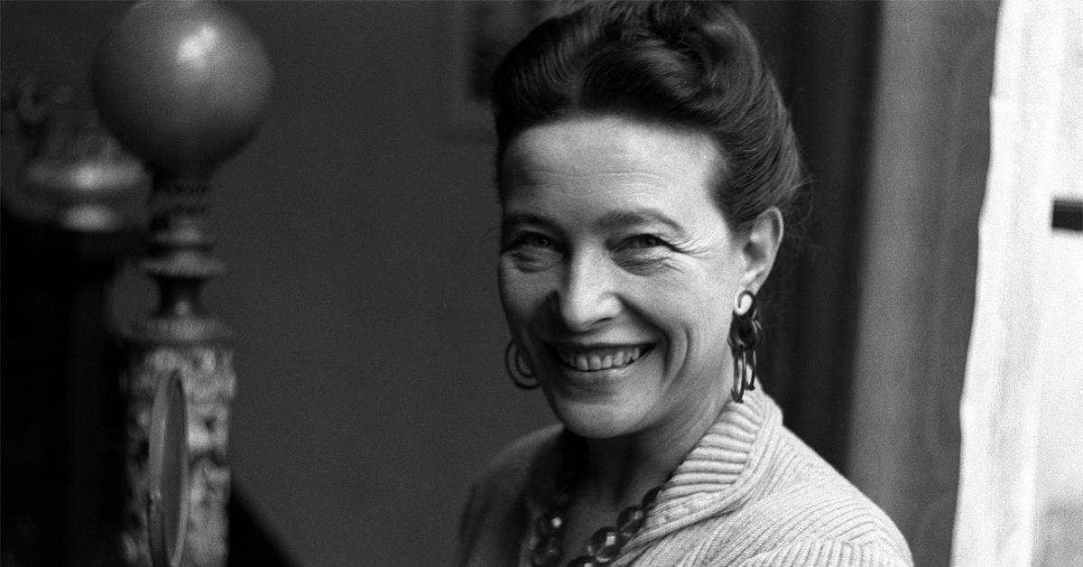 El amor según Simone de Beauvoir