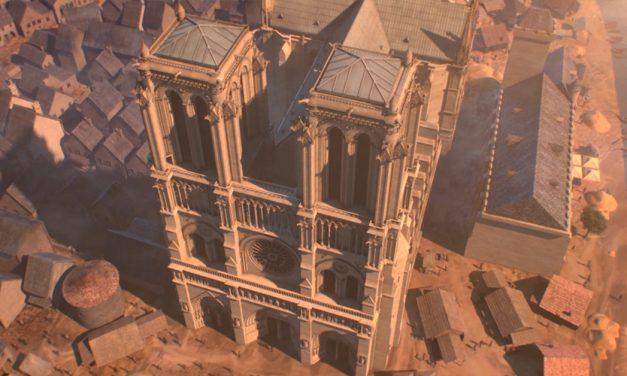TV UNAM estrena, 'Notre Dame de París: La época de los constructores'